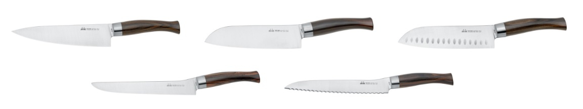 KNIVES DUE CIGNI MANIAGO COLLECTION