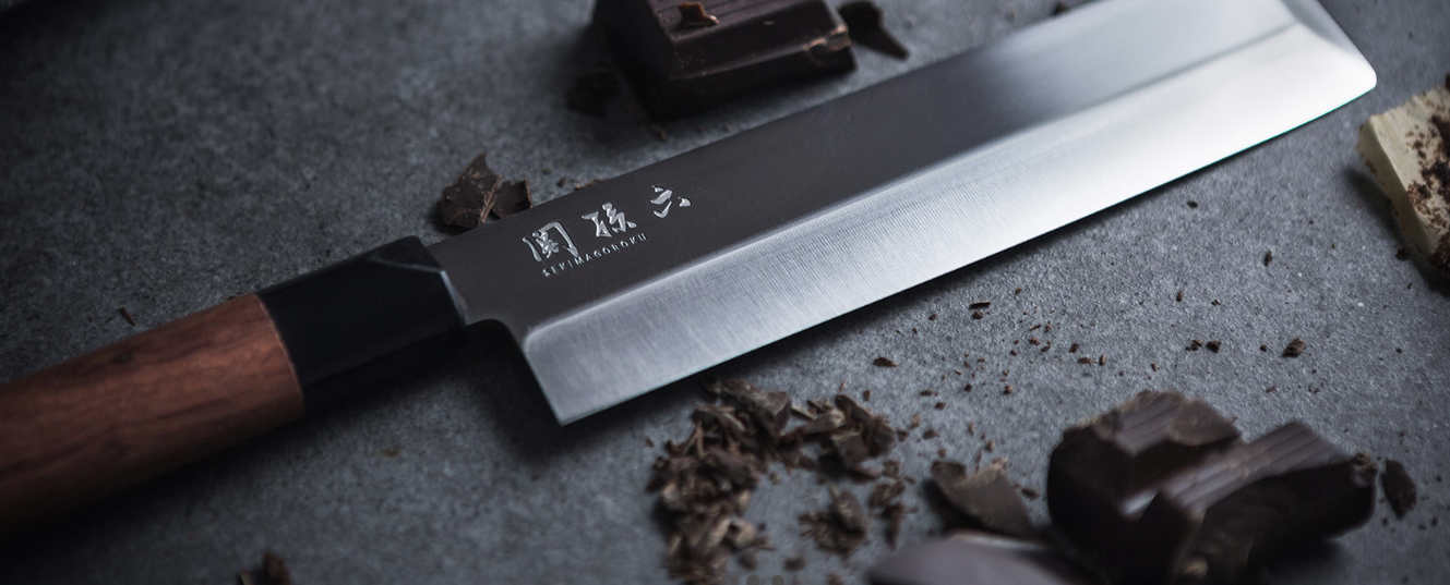 Kai Seki Magoroku Red Wood knives - AFcoltellerie