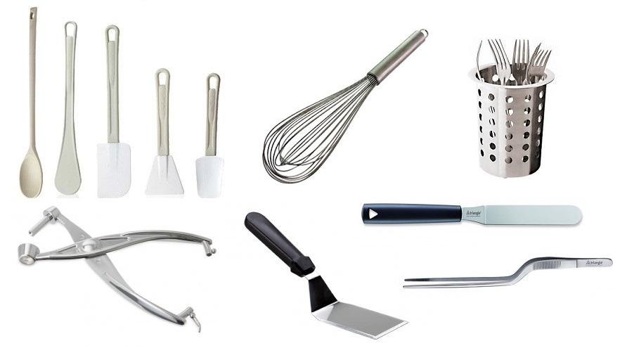 Utensili da cucina vari - AFcoltellerie
