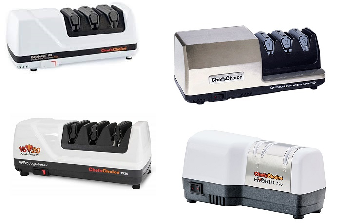SEMI-PROFESSIONAL SHARPENING MACHINES