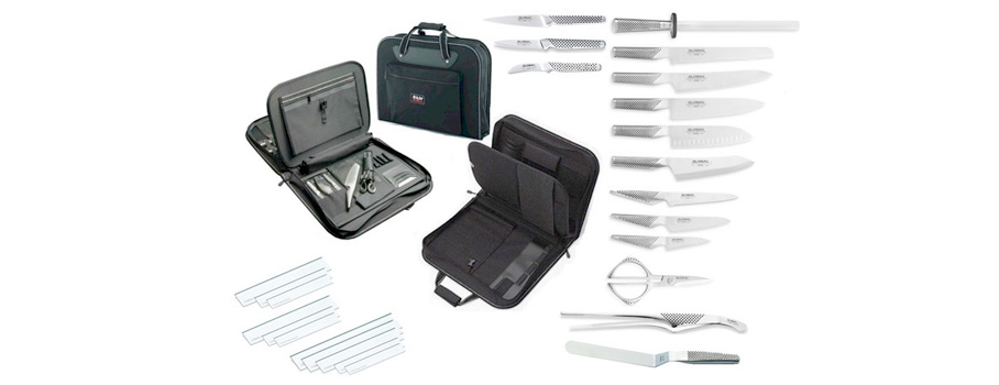 CHEF'S CASE AND SETS