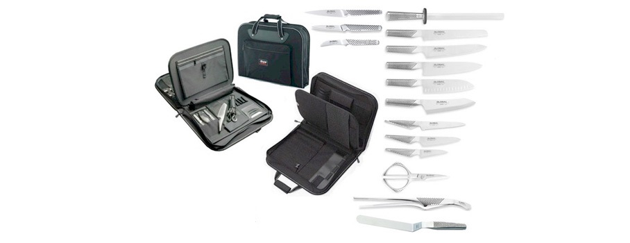 CHEF'S CASES - KNIVES BLOCKS - SETS
