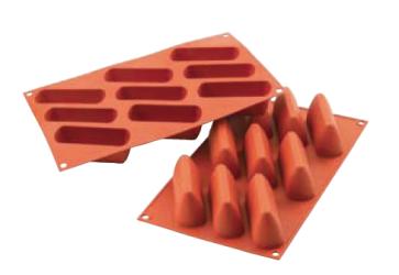 Stampo in silicone alimentare Gianduiotto grande