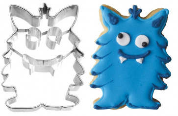 Bazz: Tagliapasta in acciaio inox Monsters - i mostri
