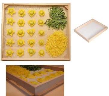 Secca Pasta: Vassoio asciuga pasta con rete per alimenti