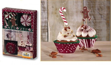 Set decorazione CupCake