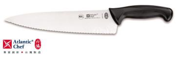 Coltello cuoco seghettato cm. 21 Serie Efficient Atlantic Chef