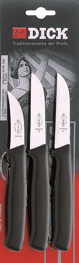 Set coltelli cucina Dick