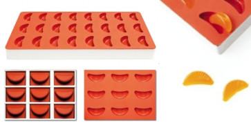 Stampo per gelatine Arancia