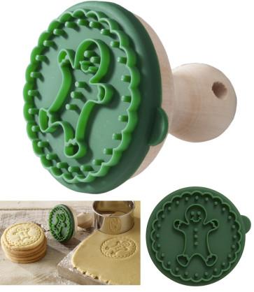 Stampo Timbro per biscotti Gingerman