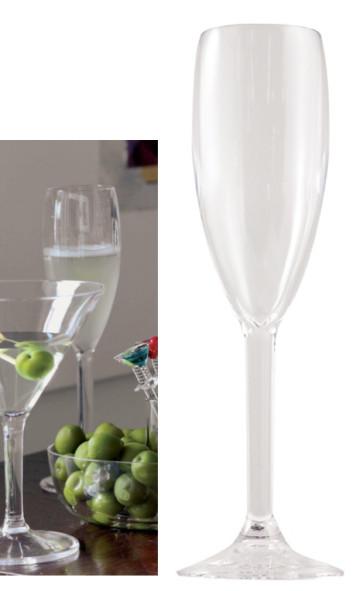 bicchieri da Champagne in Policarbonato