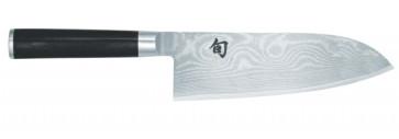 Coltello Damascato Santoku cm. 18 Serie Shun Classic di Kai