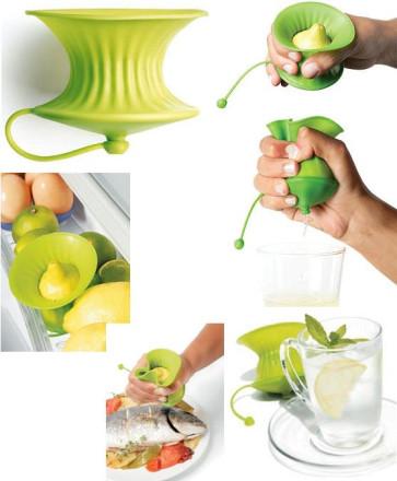 Spremi limoni in silicone