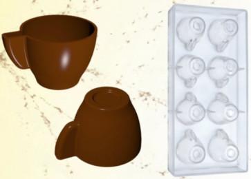 Stampo in policarbonato Tazzina Coffee Bar