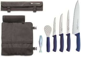 FISH-Pesce: Valigetta Dick completa coltelli Prodynamic per la lavorazione del pesce e accessori