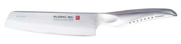 Coltello Vegetale cm. 15 Global SAI martellato