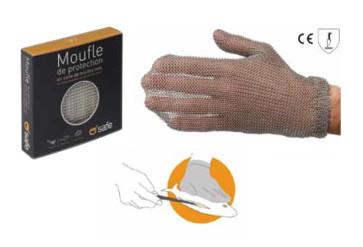 Guanto antitaglio in acciaio inox O'Safe (Taglia Unica)