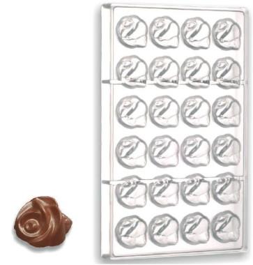 Stampo in policarbonato per cioccolatini