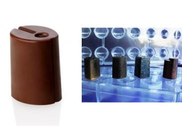 Stampo in policarbonato per 24 praline linea Innovation Ovale