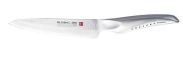 Coltello cucina cm. 14,5 Global SAI martellato