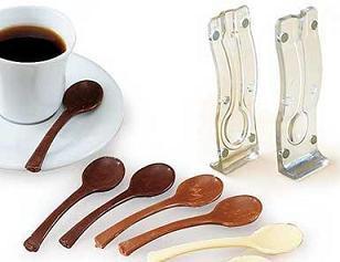 Stampo per cioccolato Cucchiaino
