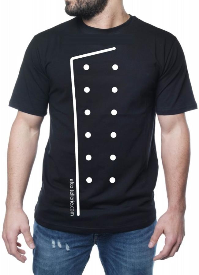 t shirt chef divisa creativa afcoltellerie afcoltellerie