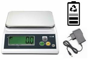 Bilancia da cucina elettronica da tavolo 3 Kg. divisione 1 grammo