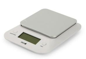 Bilancia da cucina digitale economica ABS/alluminio