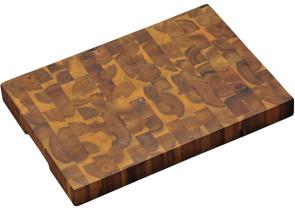 Tagliere massicio in legno di Acacia mosaico