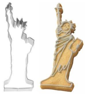 Tagliapasta Statua della Libertà Inox