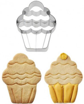 Tagliapasta Cupcake Jelly in inox