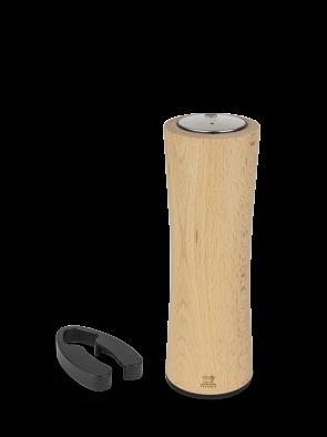Cavatappi elettrico ricaricabile Elis Reverse in legno colore Naturale di Peugeot