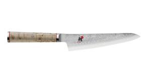 Coltello damasco 101 strati Shotoh lama cm. 14 Serie Miyabi 5000 MCD