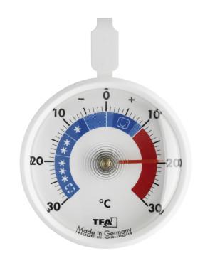 Termometro analogico rotondo per frigorifero e freezer di TFA