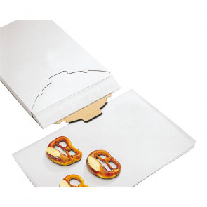 Carta da forno siliconata confezione da 500 pezzi