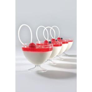 Conf. 100 pz. Coppetta monouso 175 ml. per gelato e dessert