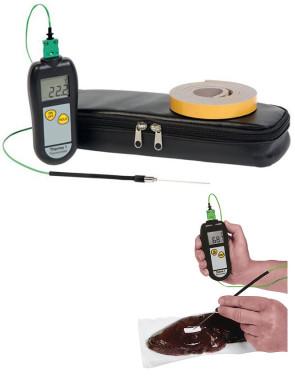 termometro professionale per cottura per sottovuoto