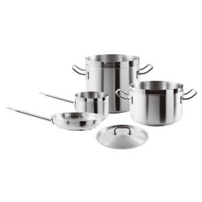 Set di Pentole PROFESSIONALE 5 pezzi in acciaio inox di Sambonet