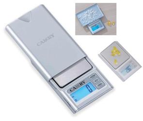 Bilancia elettr. tascabile con calcolo numero dei pezzi