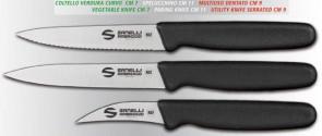 Set 3 spelucchini Sanelli Ambrogio