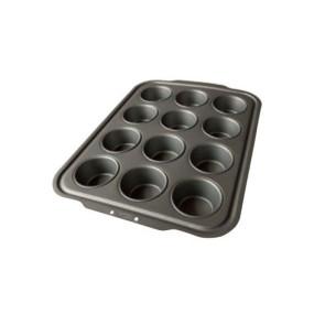 Stampo antiaderente per 12 Muffin di Schneider