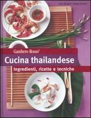 Cucina Thailandese Libro