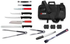 Valigetta BBQ completa di coltelli