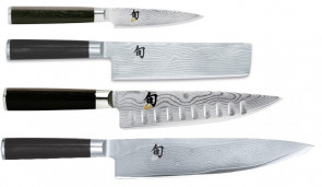 coltelli damascati Serie SHUN Classic di Kai