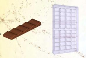 Stampo cioccolato 30 grammi