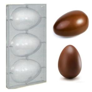 Stampo in policarbonato per uova di Pasqua