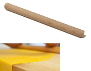 Mattarello in legno