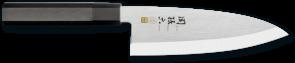 Coltello Deba lama 18 cm. Serie Seki Magoroku Kinju di Kai