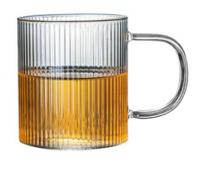 bicchiere te borosilicato