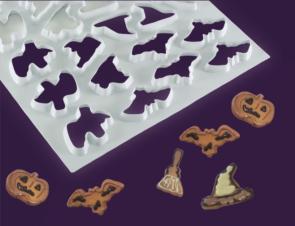 Halloween - Griglia tagliabiscotti di Martellato